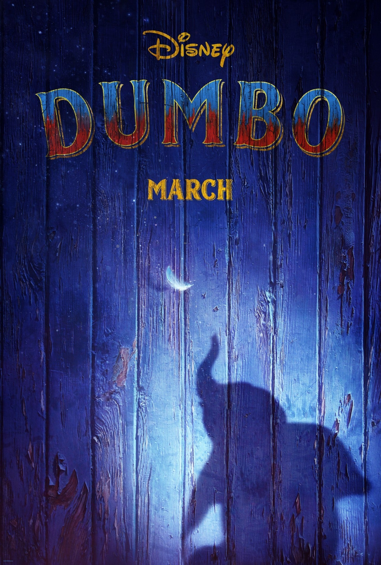 Image result for dumbo 2019 poster
