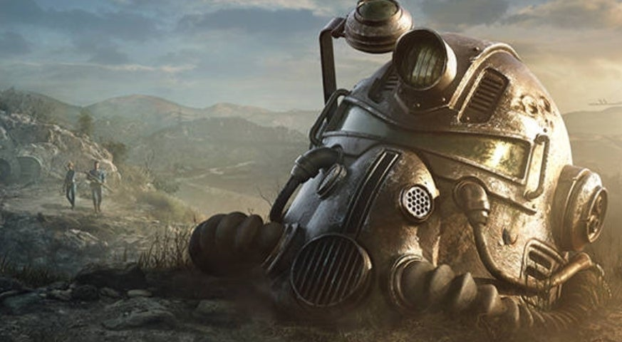 Fallout 76 is entirely online