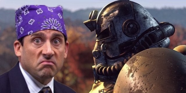 Fallout 76 The Office