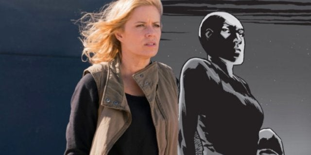 Fear The Walking Dead Alpha ComicBookcom