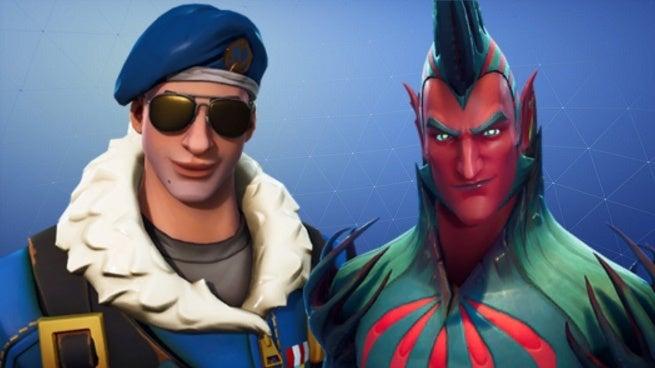 New Fortnite Skins and Emotes Leaked