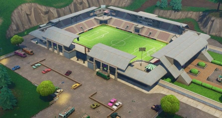 fortnite soccer