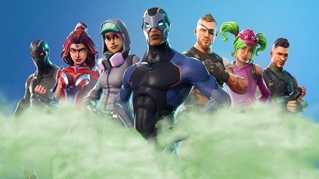 Fortnite: Battle Royale Adds Stink Bombs With Patch v4.4
