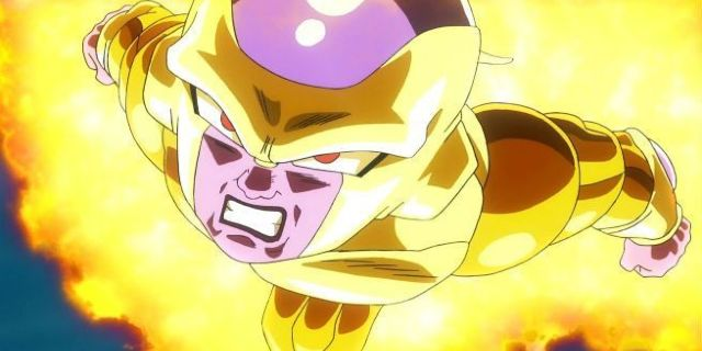 'Dragon Ball Super' Manga Shares First Take on Golden Freeza