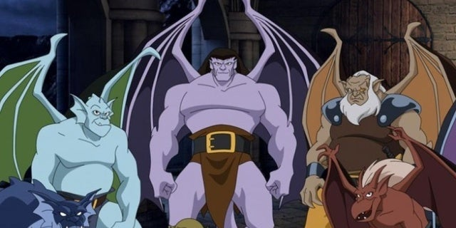 Rumor: 'Get Out' Director Jordan Peele Wants to Make 'Gargoyles' Movie