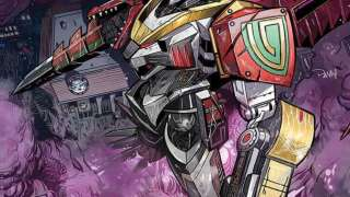 Go Go Power Rangers #10 Preview