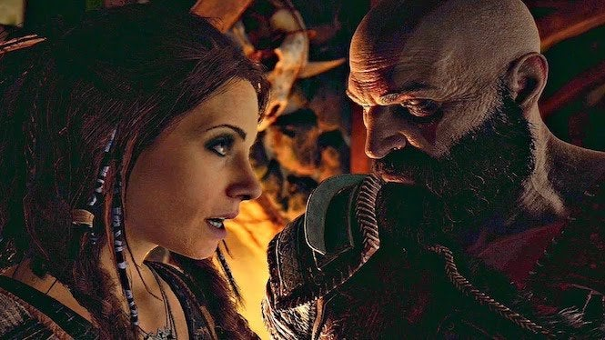 God Of War S Danielle Bisutti Talks About Working With The Cast