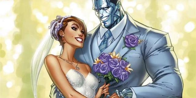 Greatest X-Men Couples - Cover