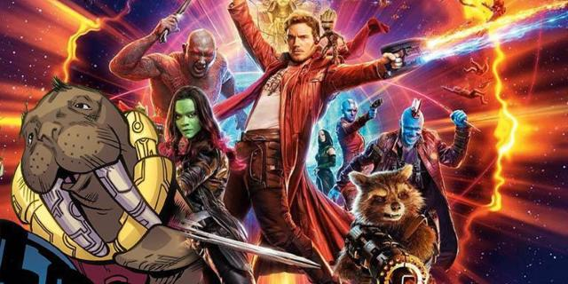 guardians of the galaxy vol 2 wal rus