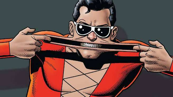 Guide to Plastic Man - Funny