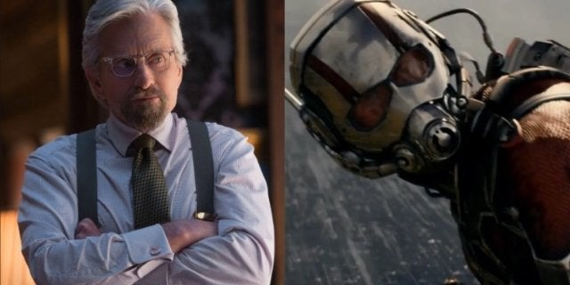 Michael Douglas Wants to Do 'Ant-Man' Prequel