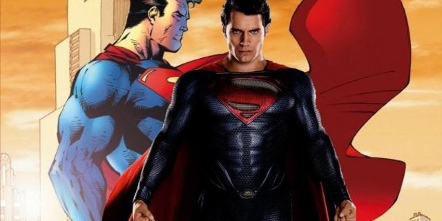 Henry Cavill Superman For Tomorrow