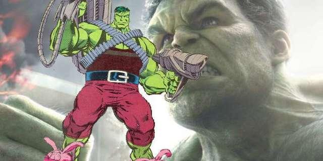 Hulk Professor Avengers 4