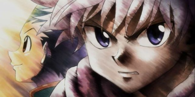 'Hunter x Hunter' Creator Shares New Gon and Killua Art