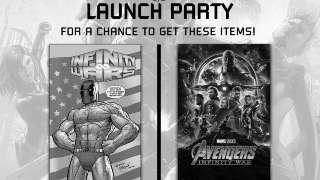 Infinity Wars Launch Parties
