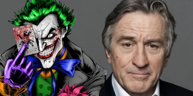 joker standalone movie robert de niro