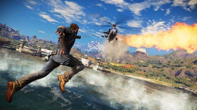 Just Cause 4 confirmed thanks to Steam leak