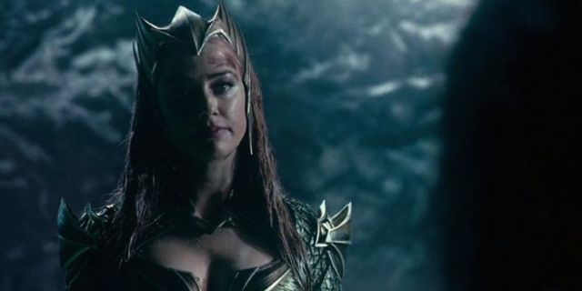 Justice League Mera Amber Heard