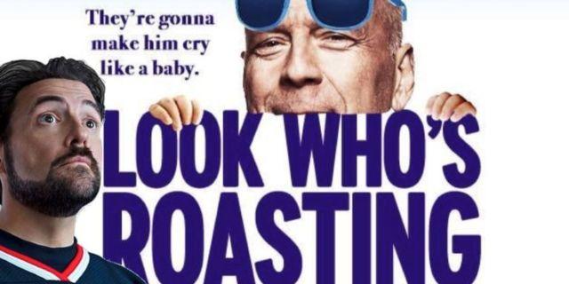 Kevin Smith Bruce Willis Roast