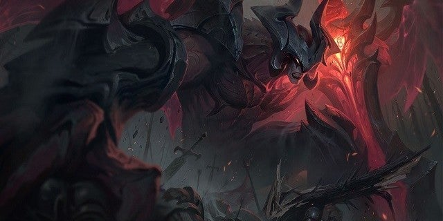 League of Legends Aatrox