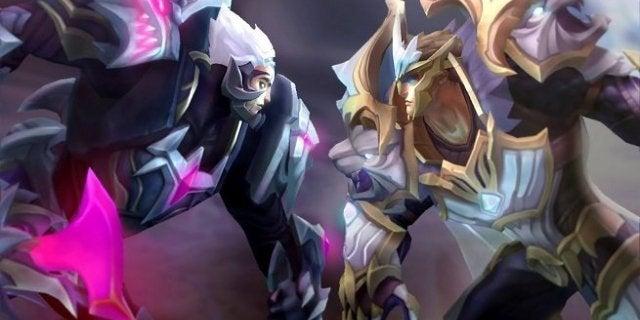 League of Legends Darius Garen