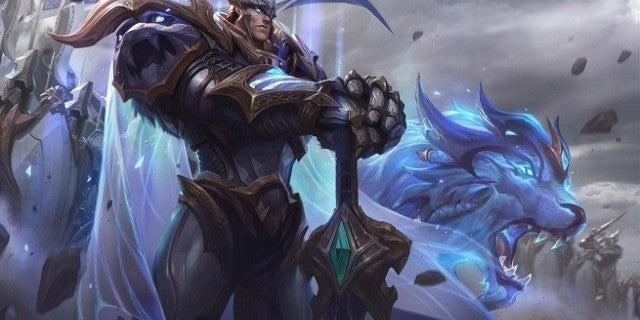 League of Legends Garen