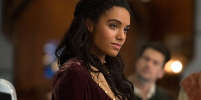 legends of tomorrow amaya