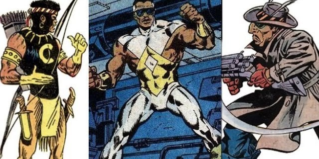 Luke Cage Season 2 New Marvel Comics Villains