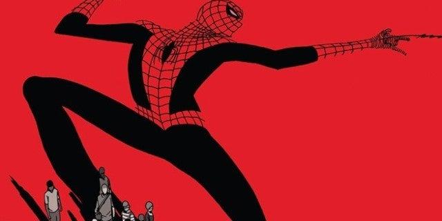 Marcos Martin Slott Spider-Man - Cover