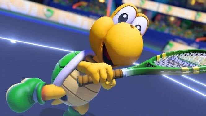 Mario Tennis Aces released | Switch