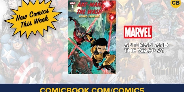 Marvel, DC & Image Comics Out This Week: 06/06/2018 screen capture