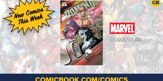 Marvel, DC & Image Comics Out This Week: 06/13/2018 screen capture
