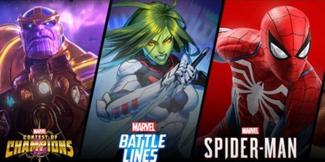 Marvel Games