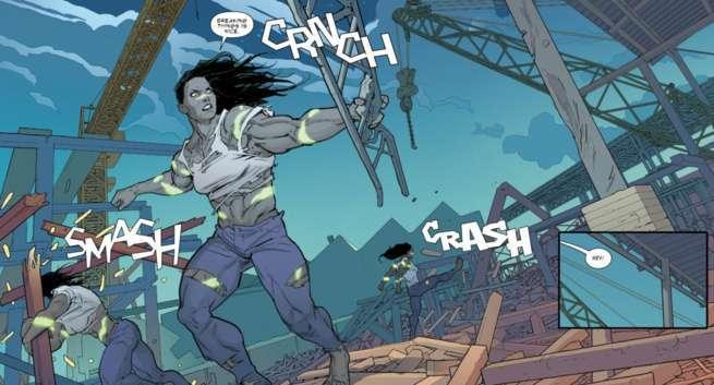 Marvel Rising Alpha - Georges Duarte