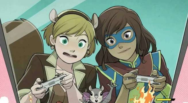 Marvel Rising Alpha - Two Heroes