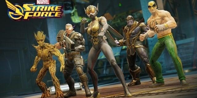 marvel strike force2