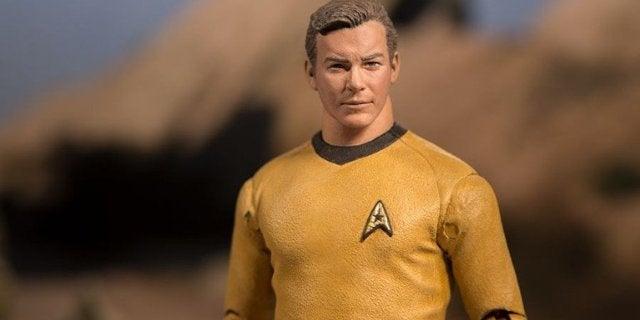 McFarlane Toys Captain Kirk