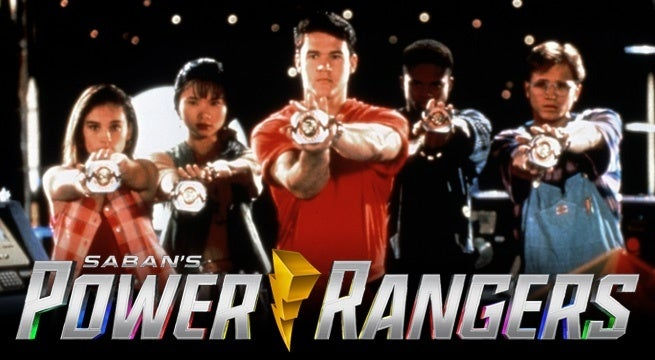 Mighty-Morphin-Power-Rangers-Team