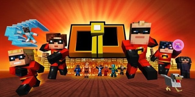 Minecraft The Incredibles