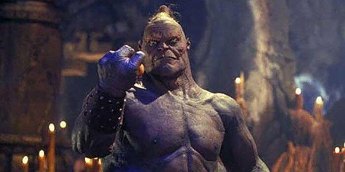 Watch: Animatronic Goro From the 'Mortal Kombat' Movie ... - photo#16