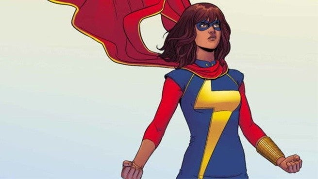 Ms Marvel Most Important - Cover