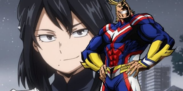 My Hero Academia All Might Nana