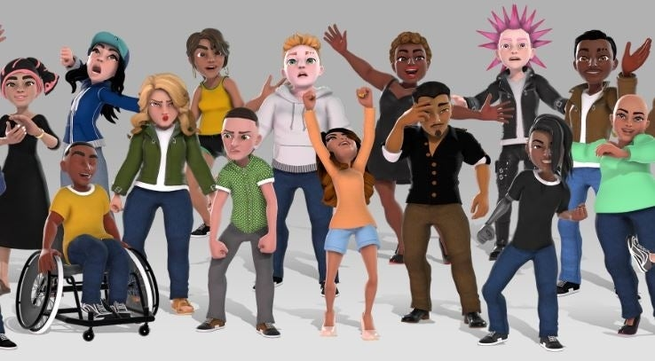 Next-Gen Xbox Avatars Are Here for Insiders