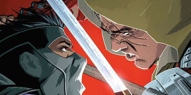 Exclusive First Look: Valiant Entertainment's Ninja-K #11