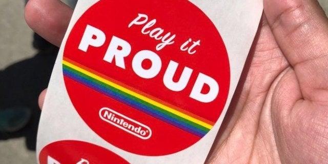 Nintendo Play It Proud