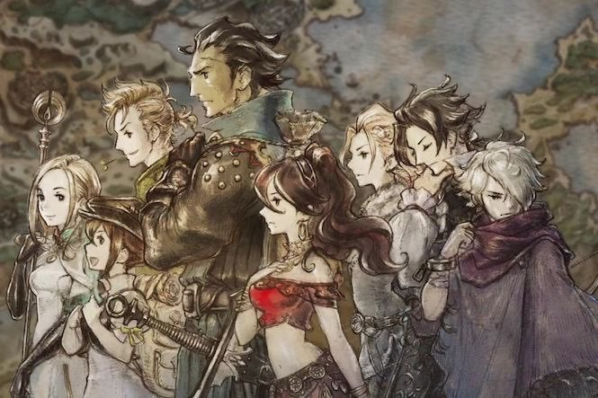 No Plans For Octopath Traveler DLC