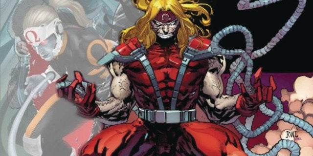 Omega Red Weapon X