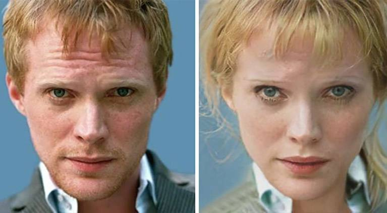 paul bettany vision gender swap
