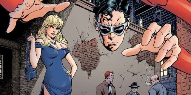Plastic Man #1 Review - Cover
