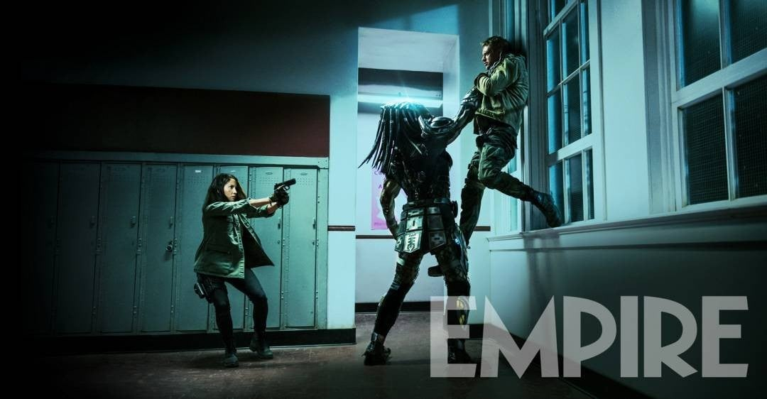 'The Predator': New Image Shows the Villain Terrorizing ...